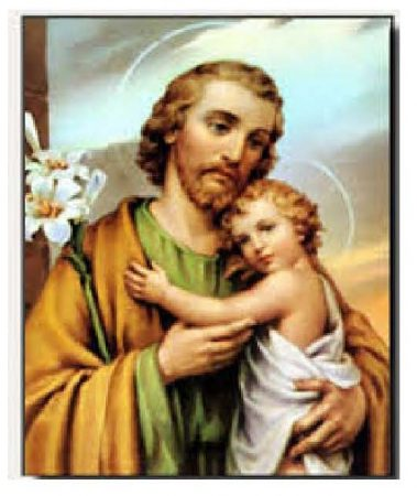 Feast of St. Joseph & The Bountiful Table, masses at 8:30, 10:15 and 12:15