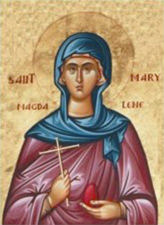 Praying with St. Mary Magdalene, a Morning Retreat