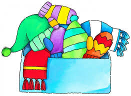 "Shrine Auxiliary - ""Stuff the Shelter"" Winter Items"