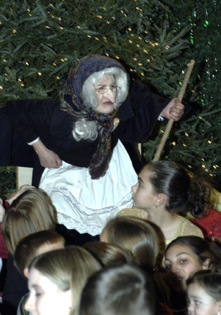 La Befana Children's Program