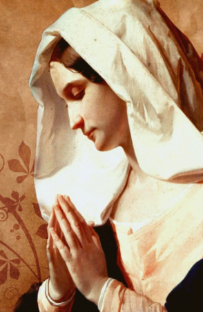Prayer Walk with Mary, the Mother of God - 2020 Summer Spirituality Series