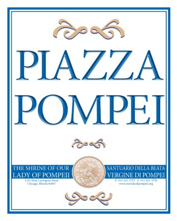 Piazza Pompei, It's Never Too Late to Be a Valentine