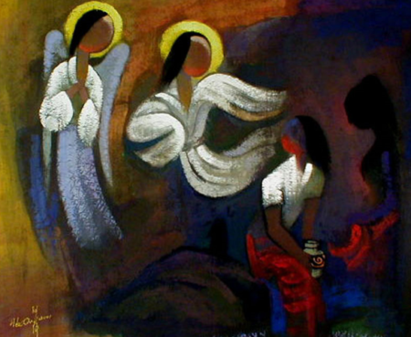 """Praying with Mary Magdalene, """"Apostle to the Apostles""""A Virtual Morning Retreat"""