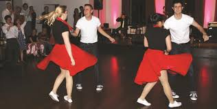 Valentine's Day - 50's Dance