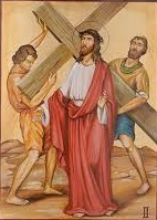 Stations of the Cross, Thursdays at 7:00 PM, via Zoom