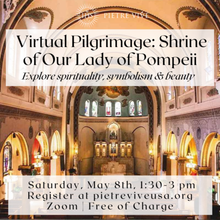 Virtual Pilgrimage: Shrine of Our Lady of Pompeii
