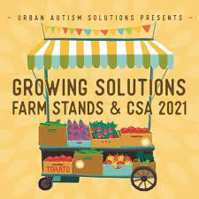 Farmstand by Urban Autism Solutions - after both masses on Sunday (while supplies last)