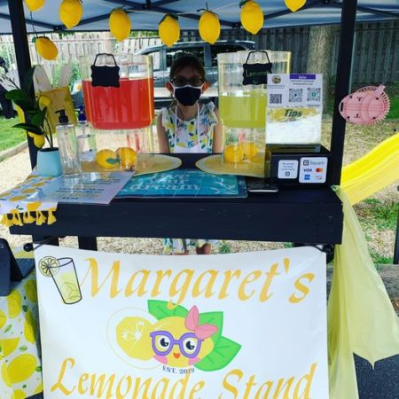 Margaret's Lemonade Stand is coming to the Shrine June 27!(after both masses)